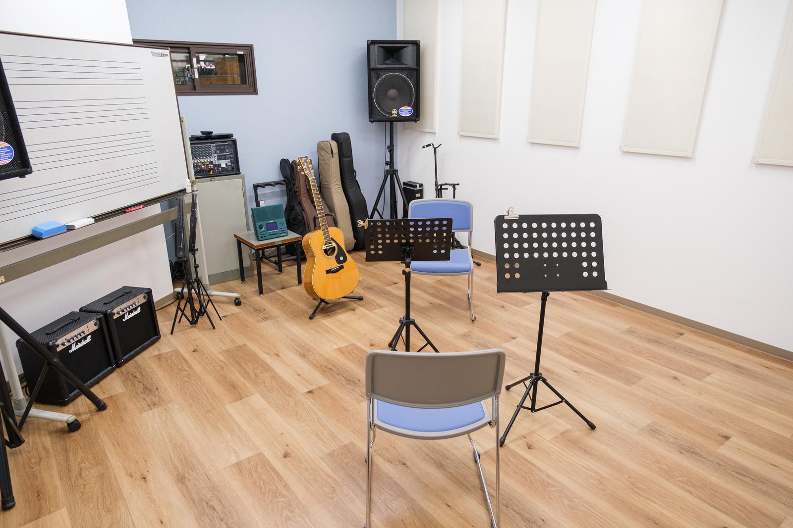 植田店地下ギター教室